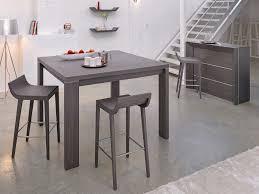 chaise et table de cuisine table de cuisine blanche table de cuisine 120 cm blanche et bois