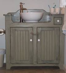 Bathroom Bowl Vanities Bathroom With Dry Sink As Vanity With Vessel Sink Timeless Dry