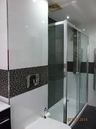 Porcelanosa Bathroom Furniture by My Design Porcelanosa Glass Blanco And Madison Antracita Tiles