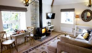 tack room luxury self catering holiday cottage tub yorkshire