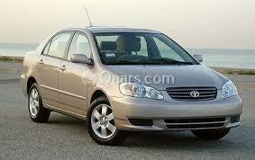 price of toyota corolla 2003 2003 toyota corolla ce 4dr sedan 1 8l 4cyl 5m qaars