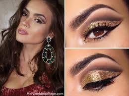 makeup ideas gold dress makeup aquatechnics biz