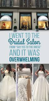 wedding dress quiz buzzfeed i went to the bridal salon from say yes to the dress and it was