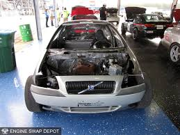 subaru svx custom wreck racing u0027s honda insight with a subaru flat six u2013 engine swap