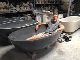 stone baths solid stone u0026 terrazzo stone bath tubs stone terrazzo dreamtime