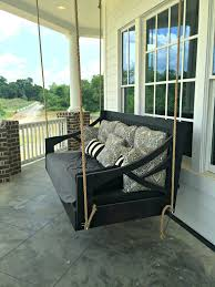 California Patio Furniture Southern Serenity The Perfect Nook Some Serious Porch Goals At