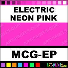 electric neon pink glitter body face paints mcg ep electrical