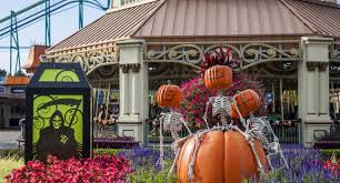 halloween city mount vernon ny 5 theme parks for halloween thrills and chills visit the usa