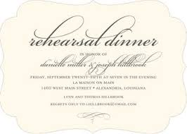 rehersal dinner invitations rehearsal dinner invitations printswell