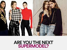 w magazine holding open call for models at southridge mall