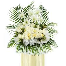 flower for funeral condolence wreaths funeral flowers in singapore a better florist