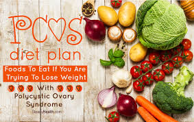 pcos diet foods to eat if you are trying to lose weight with