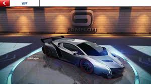 chrysler supercar me 412 asphalt 8 airborne all cars list 1app4me solution jeux 1app4me
