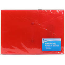 book bags in bulk bulk button file bags with snap closures 3 ct packs at