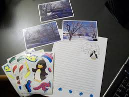 letter writing ideas