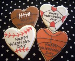 Valentine S Day Locker Decorations by 34 Best Sporty Valentine U0027s Images On Pinterest Valentine Ideas