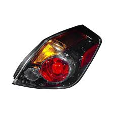 nissan altima 2016 tail light depo nissan altima 2008 2009 replacement tail light