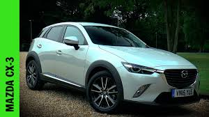 mazda cx 3 review youtube