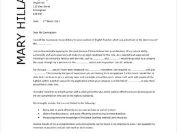 12 sample of teacher cover letter teacher cover letter example 10