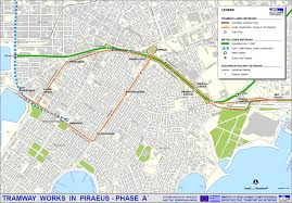 Athens Metro Map by Tramway U2013 Presentation To The Parliamentary Committee Of The