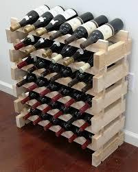 modular wine rack the safety wine storage plans u2014 wedgelog design
