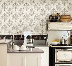 country kitchen wallpaper borders pretty kitchen wallpaper