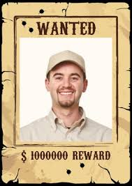8 best images of old west wanted poster template wild west