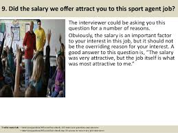sports agent job description top 10 sport agent interview questions and answers
