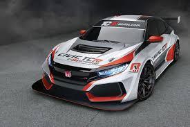 honda tuner jas motorsport preps race ready honda civic type r for tcr series