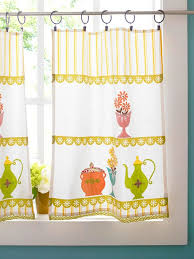 Mexican Kitchen Curtains by Bhg Centsational Style