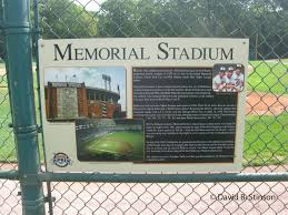 memorial stadium u2013 time will not dim the glory of their deeds