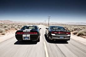 dodge charger vs challenger dodge challenger rt vs srt8 car insurance info