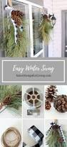 33 best teardrop swags images on pinterest christmas swags door front porch decorating winter swag porch decoratingchristmas decorating ideasholiday