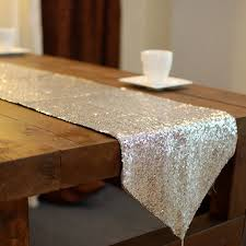 silver sequin table runner silver sequin table runners for wedding 100 polyester european