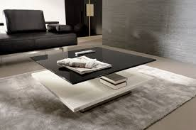 Glass Modern Coffee Table Sets Furniture Living Room Furniture Modern Coffee Tables And Of