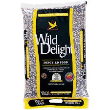 nature u0027s cafe nf45460 wild bird black oil sunflower seed 40 lb