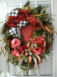 valentines wreaths i adore wreaths do you a bright and beautiful