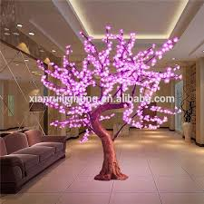decorative lighted trees and flowers decorative lighted trees and
