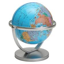 modern english geography world globe rotating world map ornaments