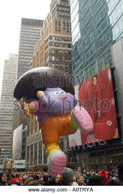 the explorer balloon in the 2005 macy s thanksgiving day
