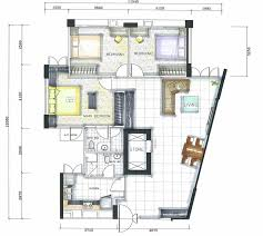 how to draw building plans apartments terrific drawing building plans with 2 bedroom apartment