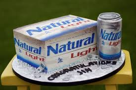 how much is a case of natural light natural light beer case with and edible fondant beer can what guy