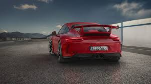 new porsche 2018 new 2018 porsche 911 gt3 a matter of choice drive u0026 ride us