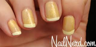 nail nerd nail art for nerds french tip trick nails