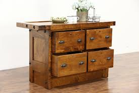 kitchen island or table sold kitchen island or wine u0026 cheese counter maple 1925 antique