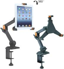 support tablette bureau mirkenta com informatique tablettes ipads iphones accessoires