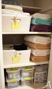How To Organize A Bathroom Previous Pinner I Love The Use Of The Baskets Plus The Drawer