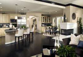Decorating An Open Floor Plan Best 25 Open Living Area Ideas On Pinterest Big Houses Inside