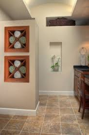 Small Bathroom Towel Storage Ideas Colors Creative Idea For Towel Storage A Rolled Up Towell Is 14