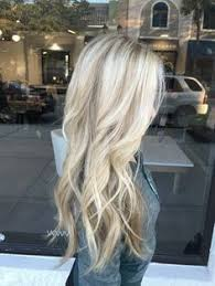 platimum hair with blond lolights love this icy blonde look with some darker blonde low lights